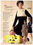1969 Sears Fall Winter Catalog, Page 121