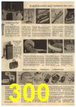 1961 Sears Spring Summer Catalog, Page 300