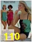 1981 Sears Spring Summer Catalog, Page 110