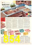 1962 Montgomery Ward Spring Summer Catalog, Page 854