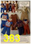 1979 Sears Fall Winter Catalog, Page 383