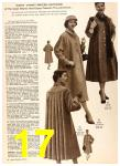 1956 Sears Fall Winter Catalog, Page 17