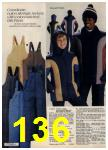 1980 Sears Fall Winter Catalog, Page 136