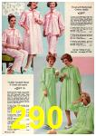 1962 Sears Fall Winter Catalog, Page 290