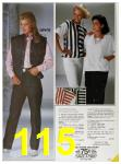 1985 Sears Spring Summer Catalog, Page 115