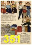 1961 Sears Spring Summer Catalog, Page 351