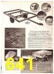 1969 Sears Spring Summer Catalog, Page 641
