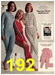 1974 Sears Fall Winter Catalog, Page 192