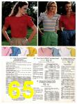 1983 Sears Spring Summer Catalog, Page 65