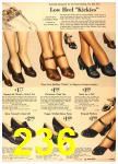 1940 Sears Fall Winter Catalog, Page 236