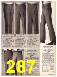 1969 Sears Fall Winter Catalog, Page 287