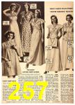 1949 Sears Spring Summer Catalog, Page 257