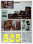 1991 Sears Fall Winter Catalog, Page 535