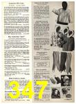 1969 Sears Fall Winter Catalog, Page 347