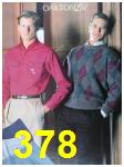 1988 Sears Fall Winter Catalog, Page 378