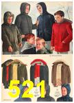 1962 Sears Fall Winter Catalog, Page 521
