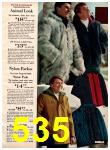 1966 Montgomery Ward Fall Winter Catalog, Page 535