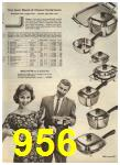 1960 Sears Spring Summer Catalog, Page 956