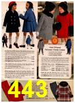 1966 Montgomery Ward Fall Winter Catalog, Page 443