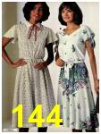 1981 Sears Spring Summer Catalog, Page 144