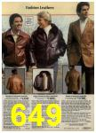 1980 Sears Fall Winter Catalog, Page 649