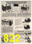 1973 Sears Fall Winter Catalog, Page 822