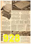 1958 Sears Fall Winter Catalog, Page 928