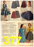 1958 Sears Fall Winter Catalog, Page 377