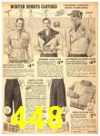 1940 Sears Fall Winter Catalog, Page 448