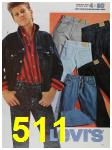 1988 Sears Fall Winter Catalog, Page 511