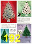 1963 Montgomery Ward Christmas Book, Page 192
