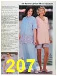 1993 Sears Spring Summer Catalog, Page 207