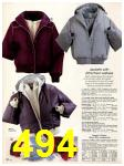1983 Sears Fall Winter Catalog, Page 494