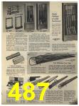 1965 Sears Fall Winter Catalog, Page 487