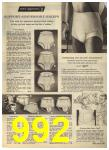 1960 Sears Spring Summer Catalog, Page 992