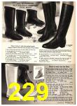 1969 Sears Fall Winter Catalog, Page 229
