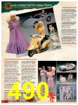 1985 Sears Christmas Book, Page 490