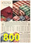 1940 Sears Fall Winter Catalog, Page 800