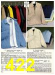 1983 Sears Spring Summer Catalog, Page 422