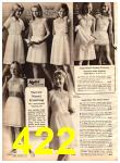 1966 Montgomery Ward Fall Winter Catalog, Page 422