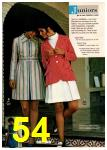 1972 Montgomery Ward Spring Summer Catalog, Page 54