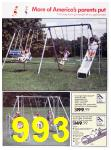 1989 Sears Home Annual Catalog, Page 993