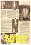 1958 Sears Spring Summer Catalog, Page 1002