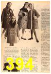 1963 Sears Fall Winter Catalog, Page 394