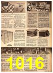 1964 Sears Spring Summer Catalog, Page 1016
