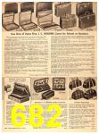 1956 Sears Fall Winter Catalog, Page 682