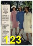 1965 Sears Spring Summer Catalog, Page 123