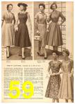 1958 Sears Spring Summer Catalog, Page 59