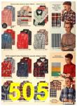 1958 Sears Fall Winter Catalog, Page 505