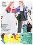 1988 Sears Fall Winter Catalog, Page 685